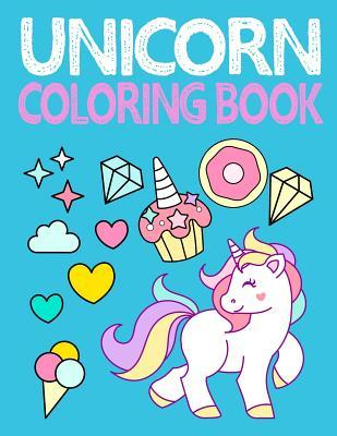 Unicorn Coloring Book  Unicorns Coloring Book for Kids Large 8.5x11