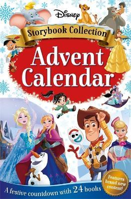 Disney: Storybook Collection Advent Calendar Cover Image