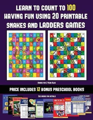 photo about Snakes and Ladders Printable referred to as Guides for 2 Calendar year Olds (Find out in the direction of rely towards 100 ingesting enjoyment