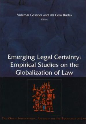 Emerging Legal Certainty