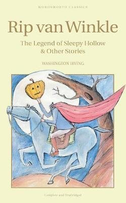 when was the legend of sleepy hollow published