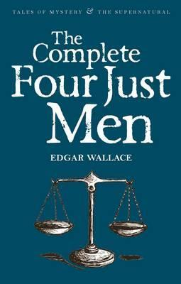 The Complete Four Just Men Cover Image