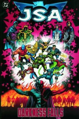 Justice Society of America  Darkness Falls