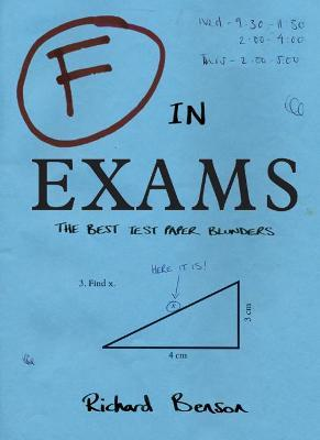F in Exams : The Best Test Paper Blunders
