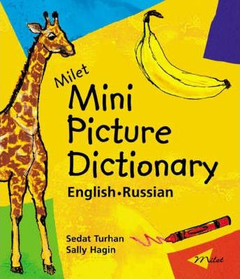 Milet Mini Picture Dictionary (Russian-English): Milet Mini Picture Dictionary (russian-english) English-Russian