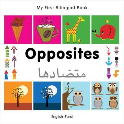 My First Bilingual Book - Opposites: English-farsi Cover Image