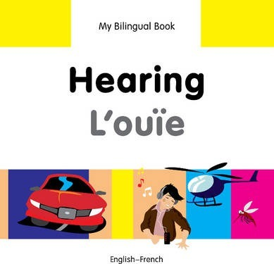 My Bilingual Book - Hearing - Farsi-english