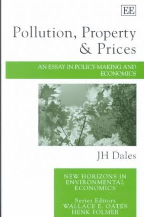 pollution property and prices an essay in policy-making and economics [pdf] pollution, property prices: an essay in policy-making and economics (new horizons in like by fdmwrgzjb follow 0 0 views tweet click.