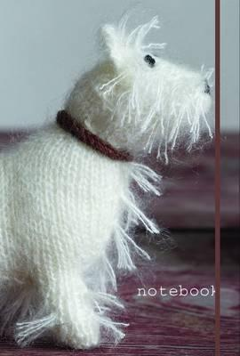 Knitted Dog Notebook