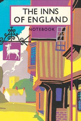 Brian Cook The Inns of England Notebook Cover Image