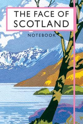 Brian Cook The Face of Scotland notebook Cover Image