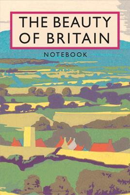 Brian Cook The Beauty of Britain Notebook Cover Image