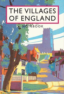 Brian Cook The Villages of England Notebook Cover Image