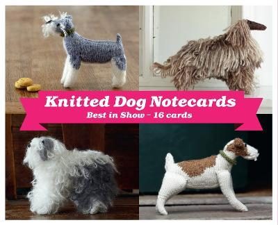 Best in Show Knitted Dog