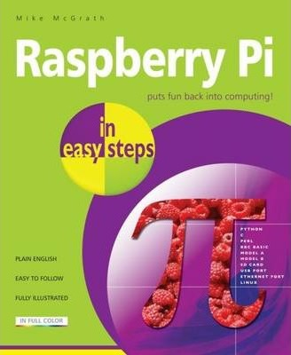 Raspberry Pi in Easy Steps Cover Image
