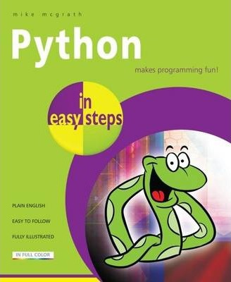 Python in Easy Steps Cover Image