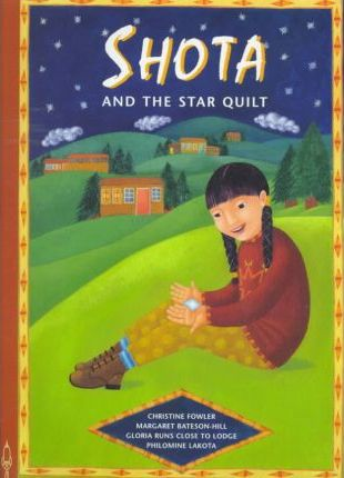 Shota and the Star Quilt