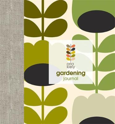 Orla Kiely Gardening Journal Cover Image