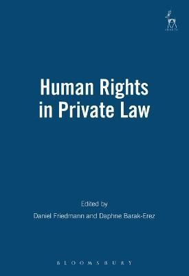 Human Rights in Private Law