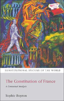 The Constitution of France Cover Image