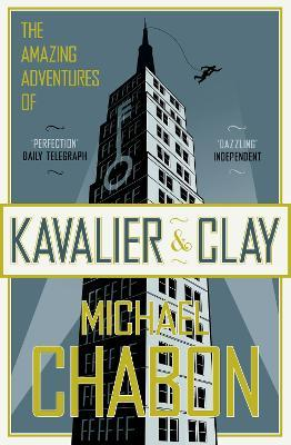 The Amazing Adventures of Kavalier and Clay Cover Image