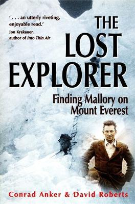 The Lost Explorer Cover Image