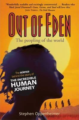 Out of Eden: The Peopling of the World Cover Image