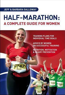 Half-Marathon: A Complete Guide for Women Cover Image