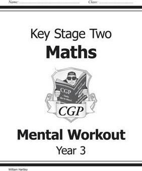 KS2 Mental Maths Workout - Year 3 Cover Image