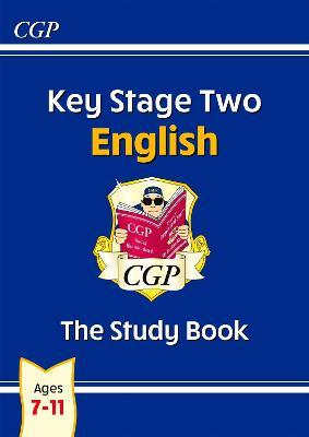 KS2 English SATS Revision Book (for the 2019 tests) Cover Image