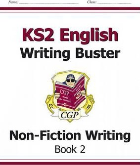 KS2 English Writing Buster - Non-Fiction Writing: Book 2 Cover Image