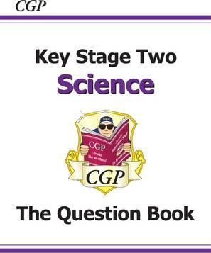 KS2 Science Question Book Cover Image