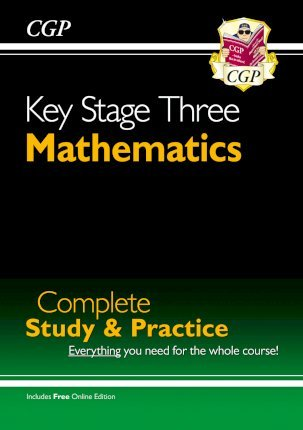 New KS3 Maths Complete Study & Practice - Higher (with Online Edition)