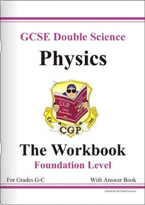 GCSE Double Science: Physics Workbook/answers Multipack - Foundation