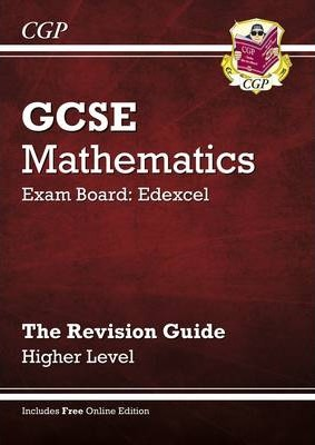 GCSE Maths Edexcel Revision Guide with Online Edition - Higher (A*-G Resits) Cover Image
