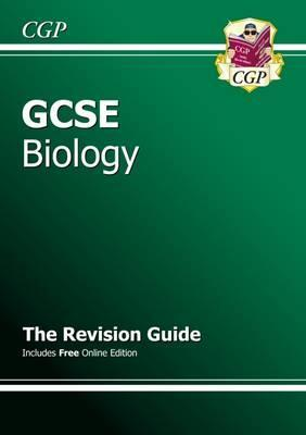 GCSE Biology Revision Guide (with Online Edition) (A*-G Course) Cover Image