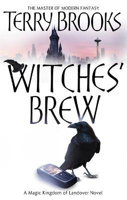 Witches' Brew : The Magic Kingdom of Landover, vol 5