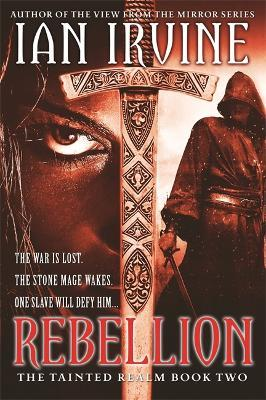 Rebellion : Tainted Realm: Book 2