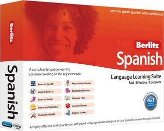 Berlitz Spanish Language Learning Suite
