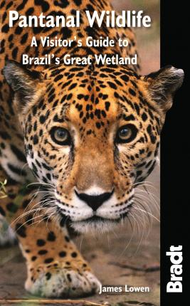 Pantanal Wildlife Cover Image
