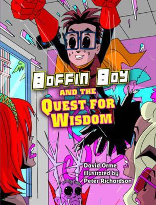 Boffin Boy and the Quest for Wisdom: v. 8