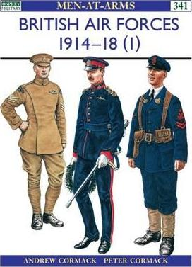 British Air Forces: 1914-18 v. 1