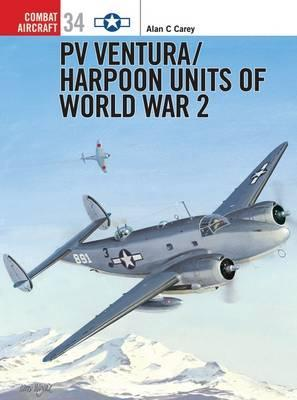 Pv Ventura/Harpoon Units of World War II