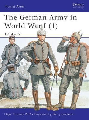 The German Army in World War I: 1914-15 Pt. 1
