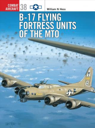 B-17 Flying Fortress of the MTO