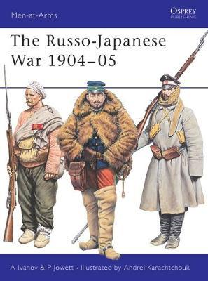 Armies of the Russo-Japanese War 1904-05 Cover Image
