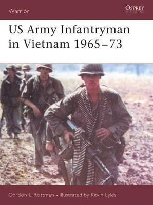US Army Infantryman in Vietnam, 1965-73
