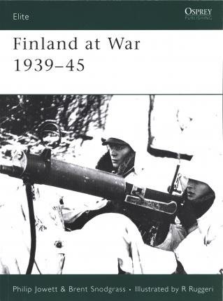 Finland at War 1939-45 Cover Image