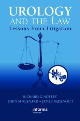 Urology and the Law