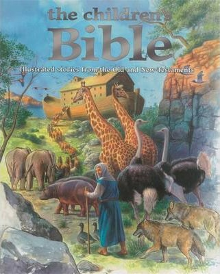 The Children's Bible Cover Image